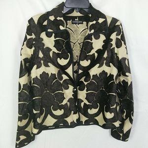 Khangura Reversible Tapestry Jacket